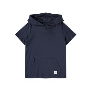 Atom t-shirt med hette kids