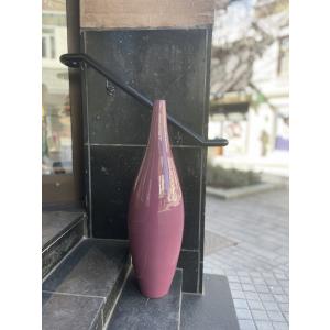 Pure Culture Vase - Bongo Burgunder Blank