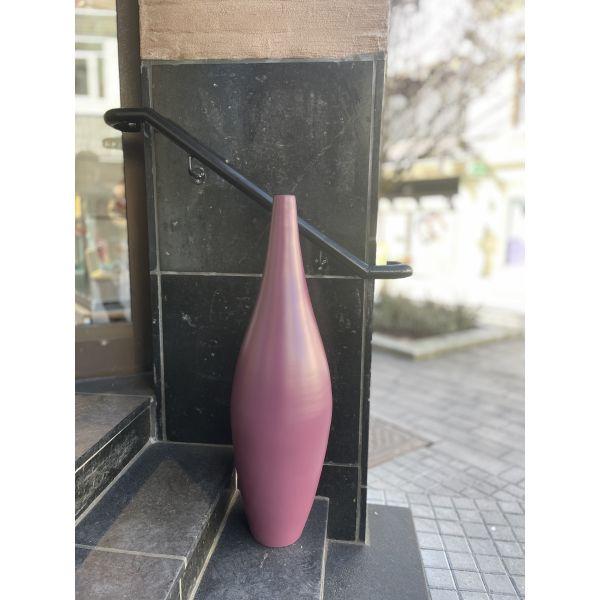 Pure Culture Vase - Bongo Burgunder Matt