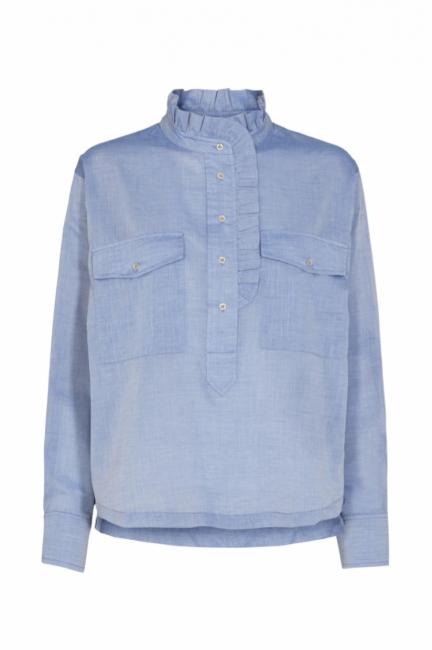 Sissa Shirt Sky Blue