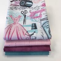 Dressmakers workshop stoffpakke