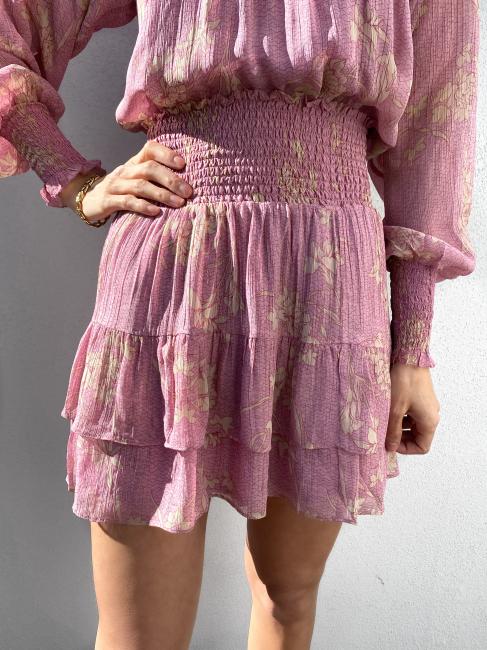 Mories Skirt - Lilas