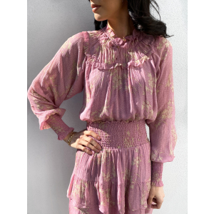 Mories Blouse - Lilas