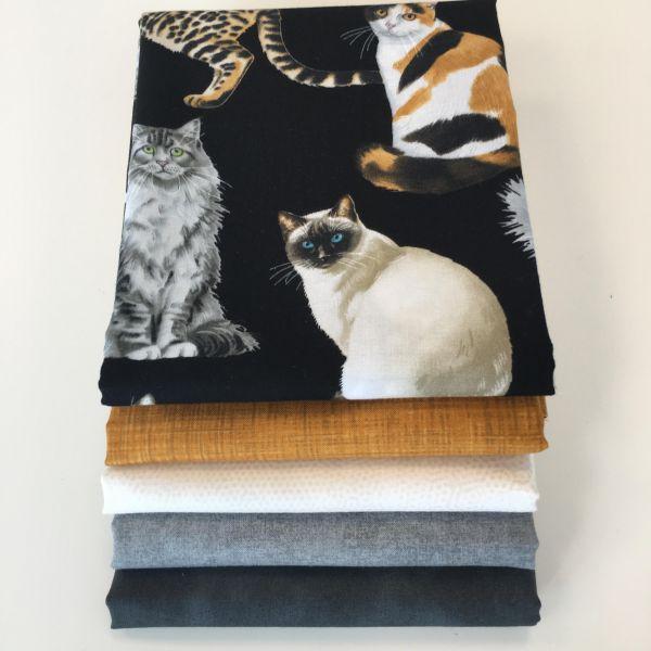 Feline fancy stoffpakke 50 cm