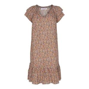 Sunrise Crop Wild Flower Dress