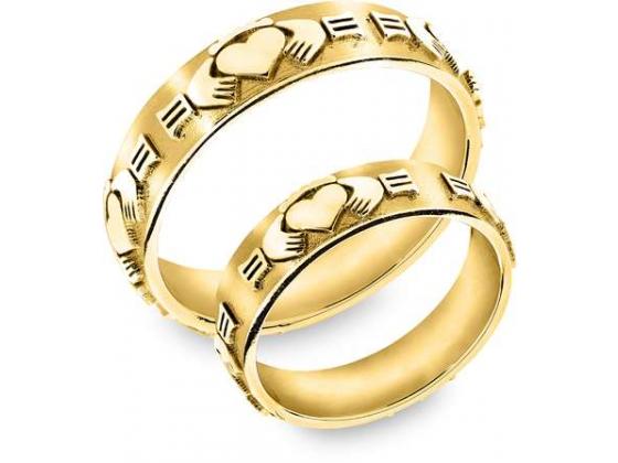 Snorre ring (gull) - Kjærlighet, vennskap og troskap (medium)
