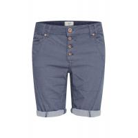 Pulz Rosita shorts blue