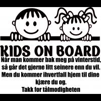 Baby on board 2 - Med undertekst