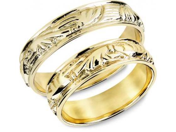Snorre ring (gull) - Ringriksstil