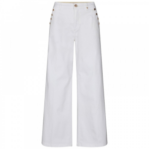 Reem Vera White Jeans