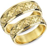 Snorre ring (gull) - Ornamenter fra middelalderen
