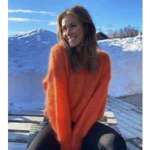 Melina Knit - Orange