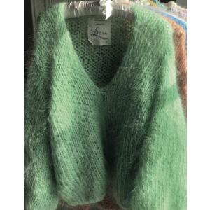 Melina Knit - Eplegrønn