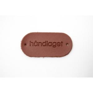 KG - Håndlaget, oval