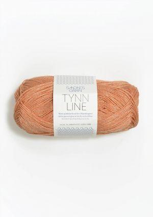 Tynn Line 3513 Dus Terrakotta  - Sandnes Garn