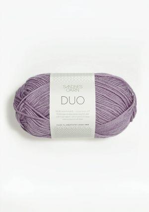 Duo 4631 Lys Syrin - Sandnes Garn