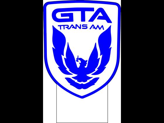 3D Lampe - GTA Trans am