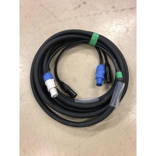 Hybridkabel Powercon 5-pin AH