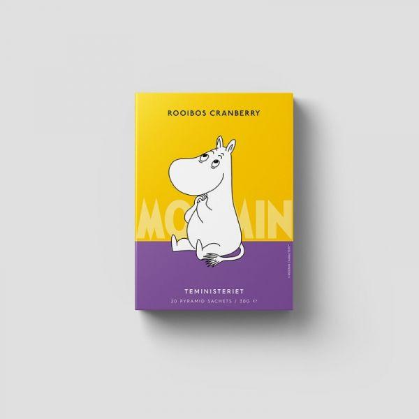 Moomin - Green Tea Cranberry