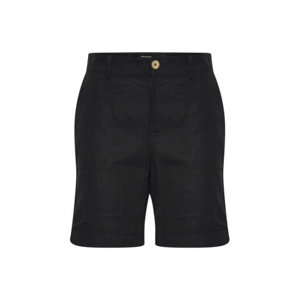 PZBIANCA black Shorts