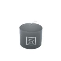 Lyktelys Grey 10x9cm