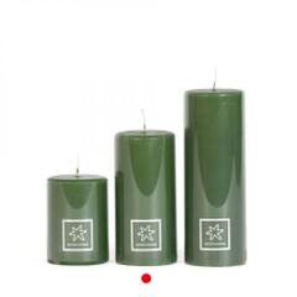 Kubbelys Dark green 7x15cm