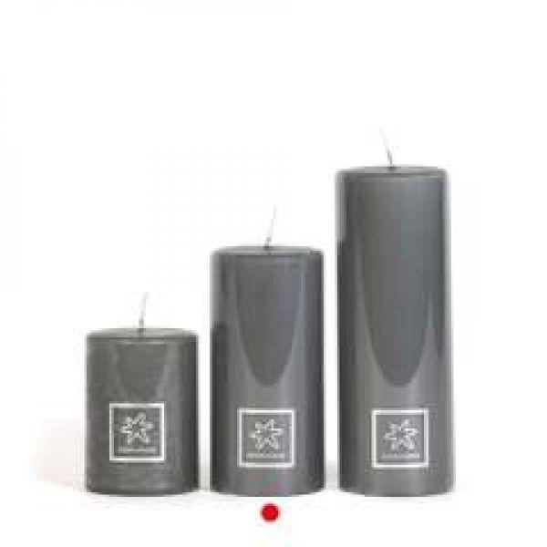 Kubbelys Dark grey 7x15cm