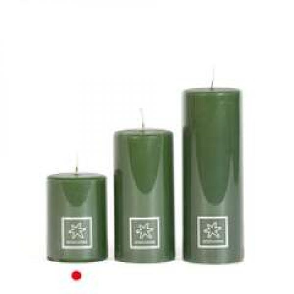 Kubbelys Dark green 7x10cm
