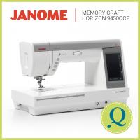 Janome Memory Craft Horizon 9450