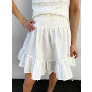 Emina Skirt - Star White