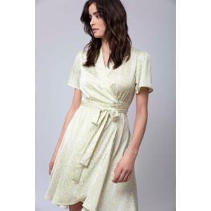 Eva Wrap Dress