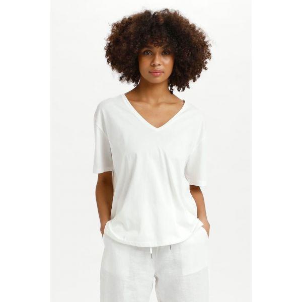 HermioneLN V-neck T-shirt BCI