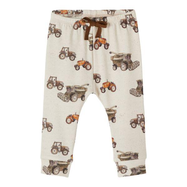 Fells bukse med traktor baby Modal