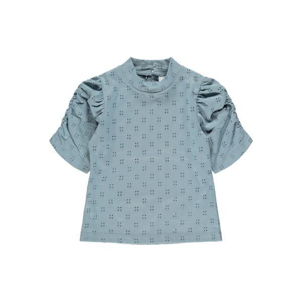 Hafrun T-skjorte pufferm kids