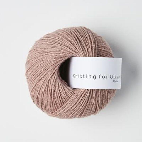 Gammelrosa - Merino - Knitting for Olive