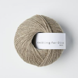 Havregryn - Merino - Knitting for Olive