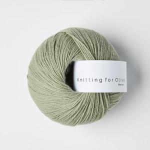 Støvet Artiskok - Merino - Knitting for Olive