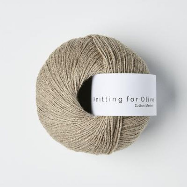 Havregryn - Cotton Merino - Knitting for Olive