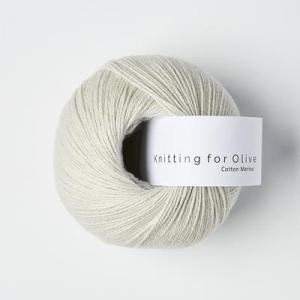 Kit  - Cotton Merino - Knitting for Olive