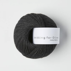 KFO  Cotton Merino - Skifergrå / Slate Gray