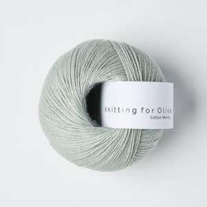 Pudderaqua - Cotton Merino - Knitting for Olive