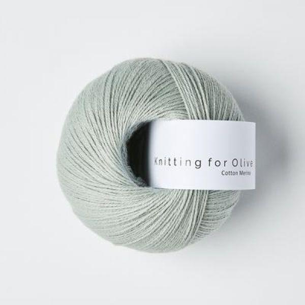Pudderaqua - Cotton Merino - Knitting for Olive