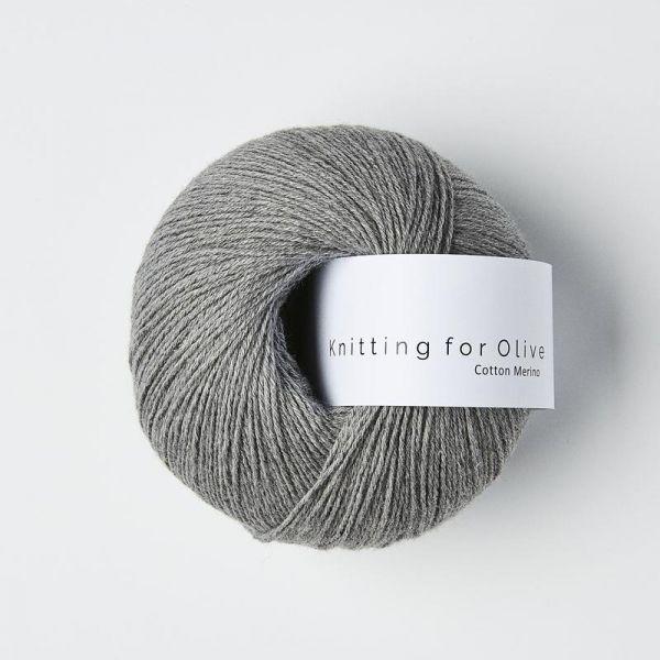 Koala - Cotton Merino - Knitting for Olive