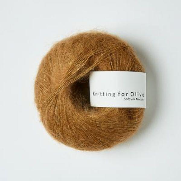 Karamel - Soft Silk Mohair - Knitting for Olive