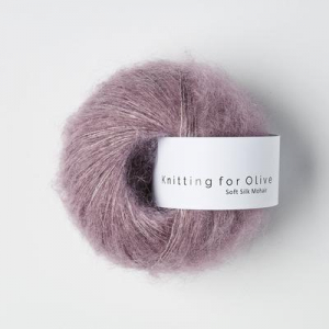 Artiskoklilla - Soft Silk Mohair - Knitting for Olive