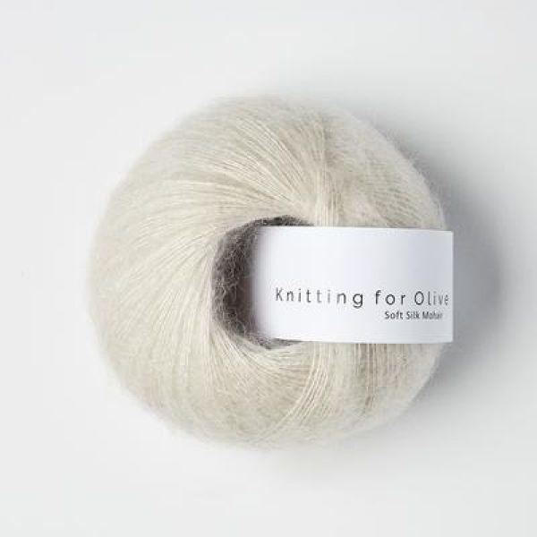 Kit - Soft Silk Mohair - Knitting for Olive