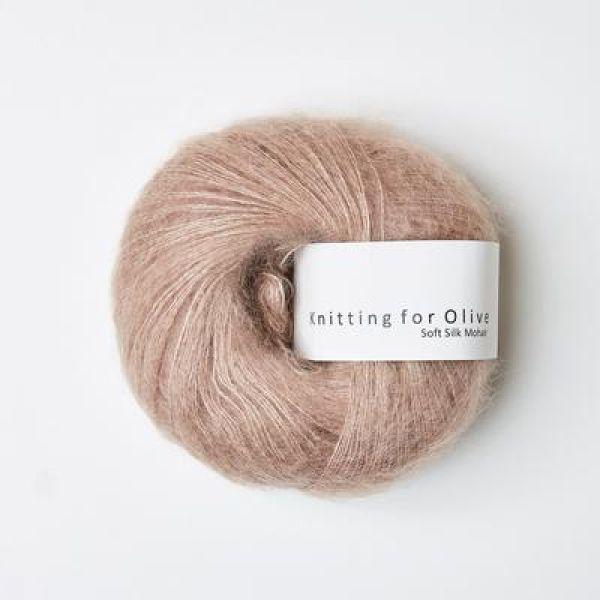 Rosa Ler - Soft Silk Mohair - Knitting for Olive