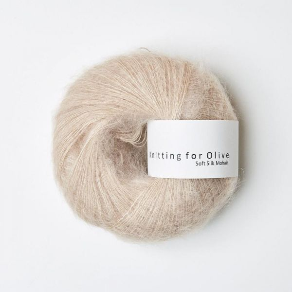 Pudder - Soft Silk Mohair - Knitting for Olive