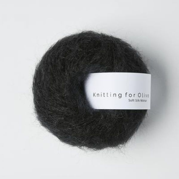 Lakrids - Soft Silk Mohair - Knitting for Olive
