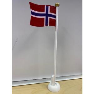 bordflagg i tre